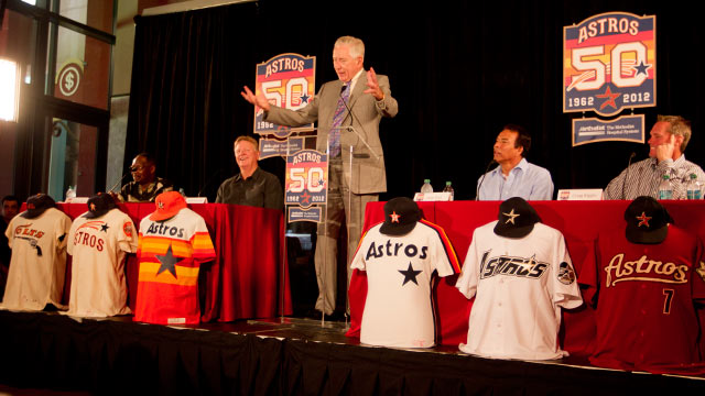 b2954ac58 Photo from press conference announcing 50th Anniversary events