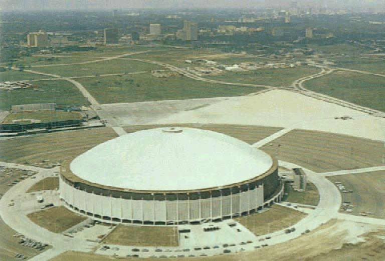 Supersize Cowboys Stadium With A Helping Of Sprawl The