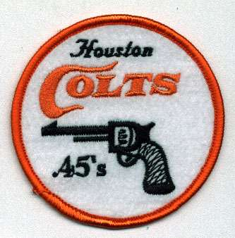 The Houston Colt 45s Baseball Club 1962 1964