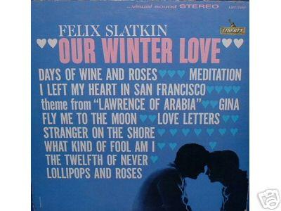 Felix Slatkin Discography
