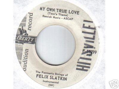 Felix Slatkin - Street Scene